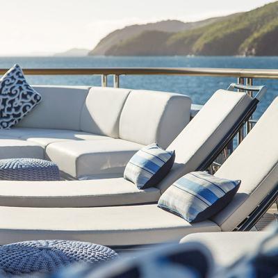 Solandge Yacht Sun Loungers