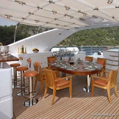 Alegria Yacht