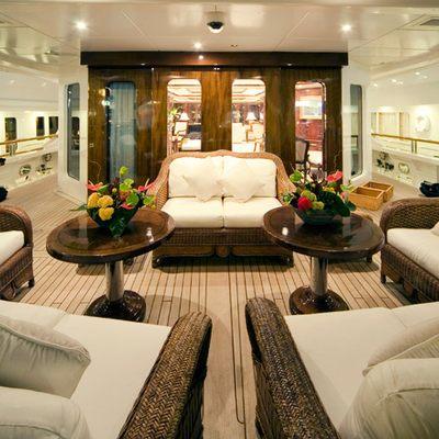 Bellami.Com Yacht Main Aft Deck - Day