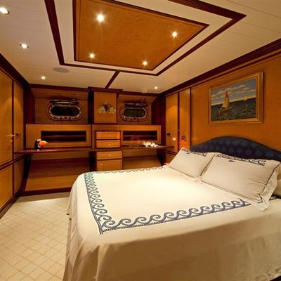 Phocea Yacht Guest Stateroom