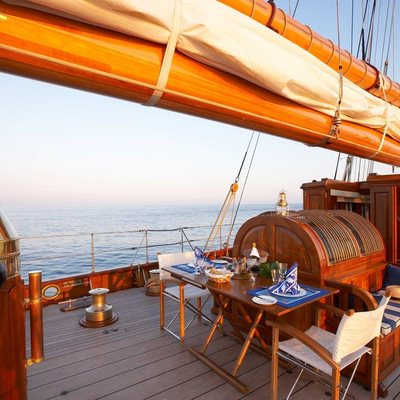 Germania Nova Aft Deck
