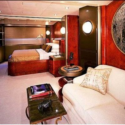 Silver Dream Yacht Master Stateroom - Seating