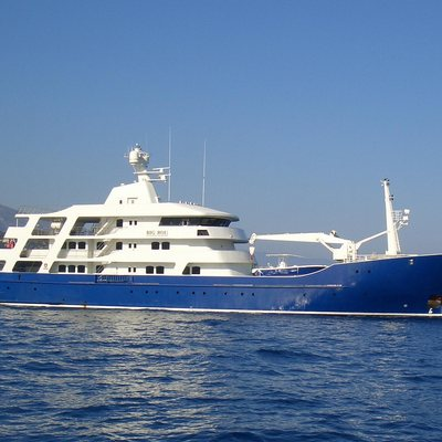 Force Blue Yacht Profile