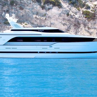 Lady P Yacht