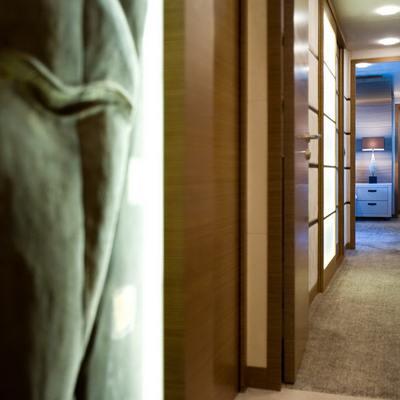 Namaste 8 Yacht Hallway