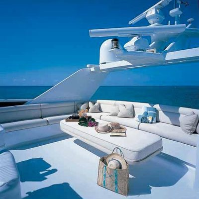 Serenity Yacht Flybridge