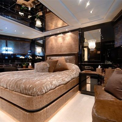 African Cat Yacht VIP Stateroom