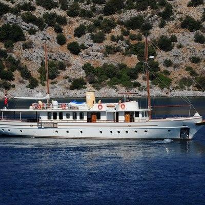 Silver Cloud Yacht Profile