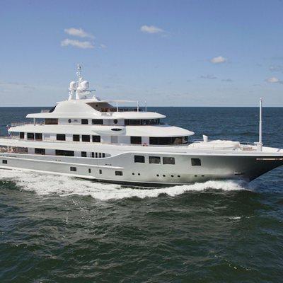 Baton Rouge Yacht Running Shot - Profile