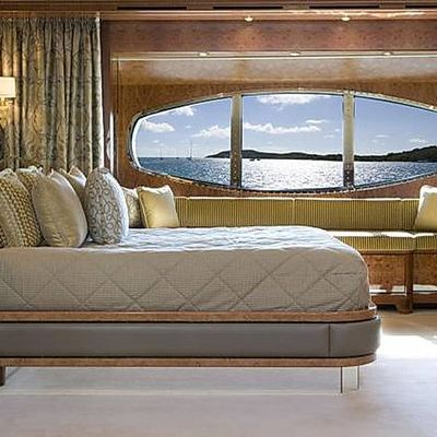 Lady Sheridan Yacht Master Stateroom - View