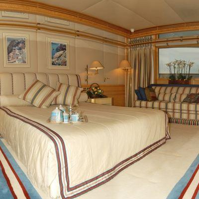 Bella Stella Yacht Master Stateroom