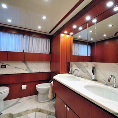 Marnaya Yacht Master Bathroom