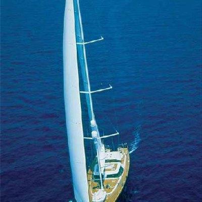 Vaimiti Yacht Overhead