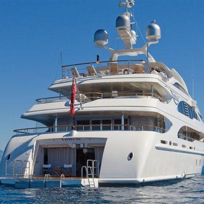 Latitude Yacht Swimming Platform