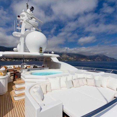 Hanikon Yacht Sundeck - Sunpads