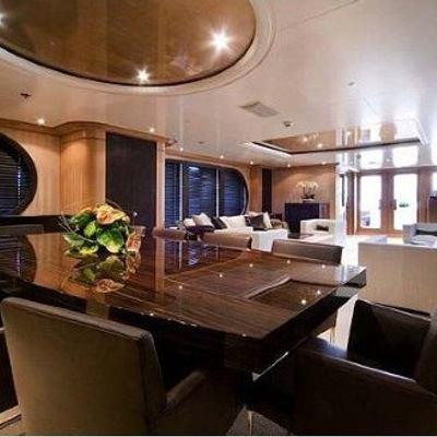 Mercury Yacht Dining Salon
