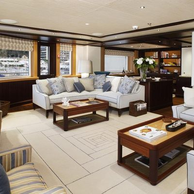 Baton Rouge Yacht Observation Lounge