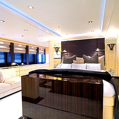 G Force Yacht Master Stateroom - Overview