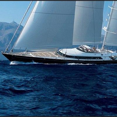 Parsifal III Yacht Main Profile - Sails