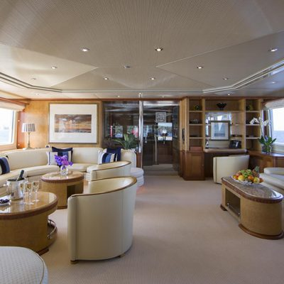Lady Ellen II Yacht Skylounge - Overview