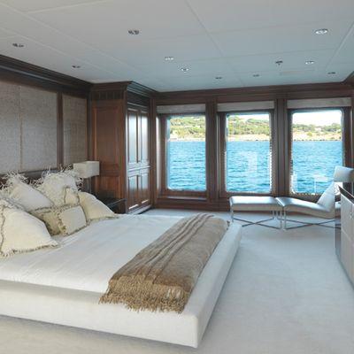 My Little Violet Yacht Master Stateroom