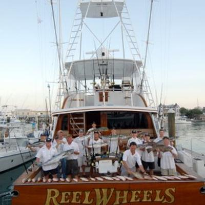 Wheels Yacht Reel Wheels