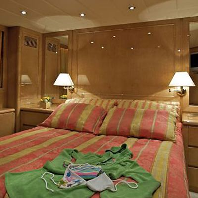 Lady Ellen Yacht VIP Stateroom