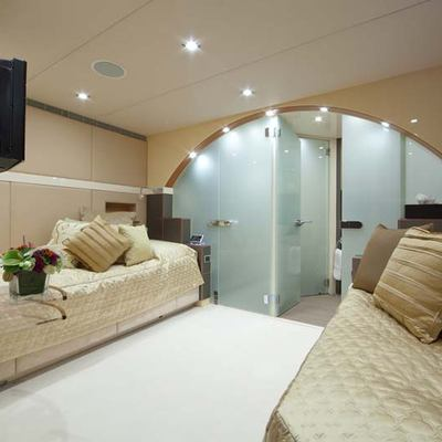 Daloli Yacht Twin Stateroom