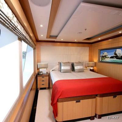 Mimi Yacht Guest Stateroom