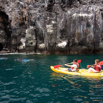 Integrity Yacht Kayaking and Snorkeling