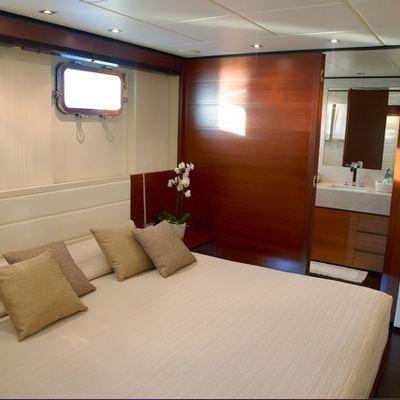 Annamia Yacht Master Stateroom