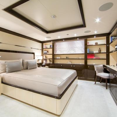 Revelry Yacht Guest Stateroom
