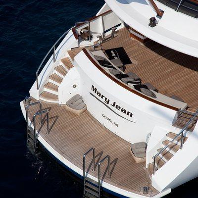 Shake N Bake TBD Yacht Swim Platform