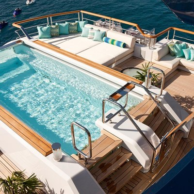 Solandge Yacht Exterior Pool