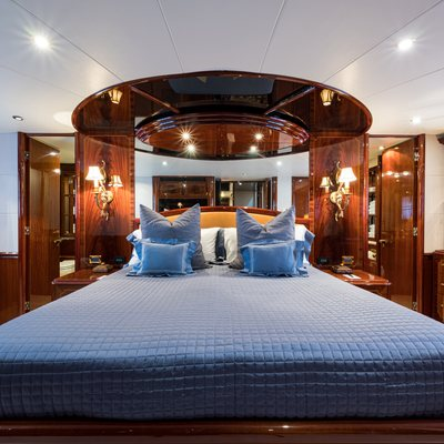 Bella Contessa Yacht