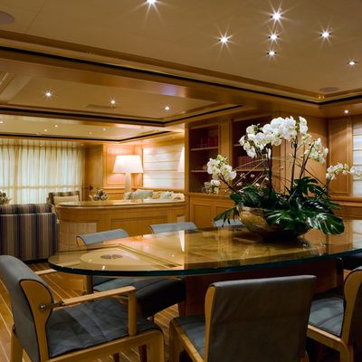 Hana Yacht Dining Salon