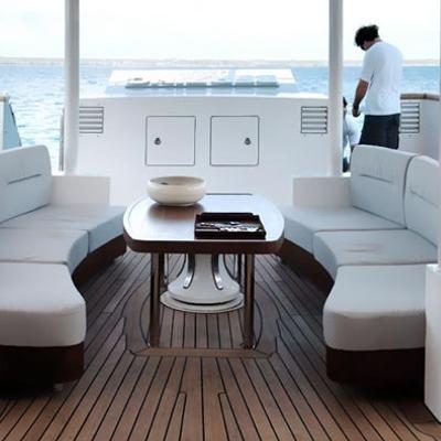 Berzinc Yacht Exterior Bar