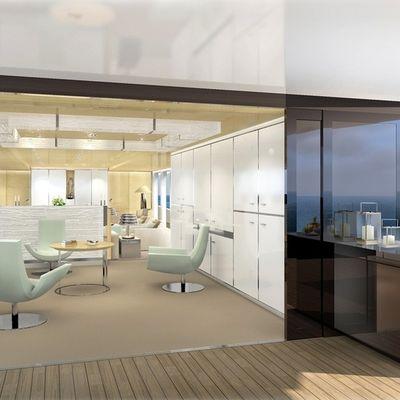 La Pellegrina I Yacht Artist's Impression - Exterior/Interior