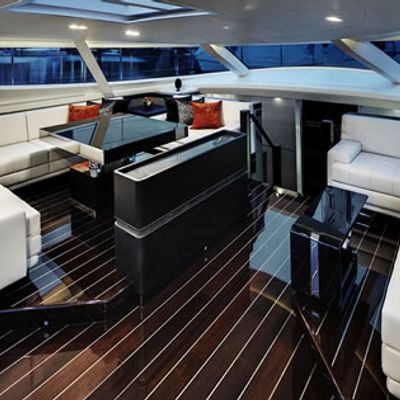 Bliss Yacht Saloon
