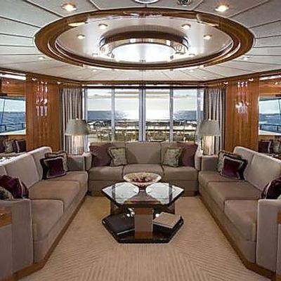 Lady Sheridan Yacht Skylounge - Day