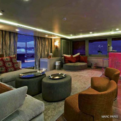 Liberty Yacht Upper Lounge