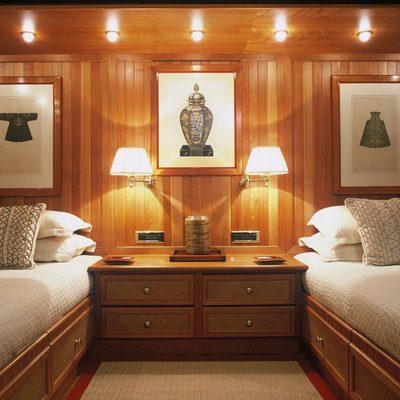 Bleu De Nimes Yacht Twin Stateroom