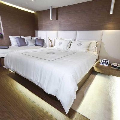Ipanemas Yacht Master Stateroom