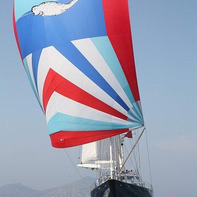 Principessa Vaivia Yacht Sails