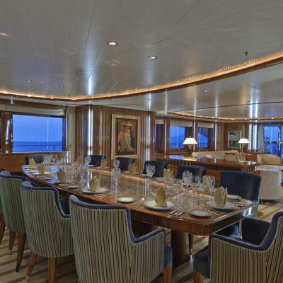 O'Neiro Yacht Dining Salon - View