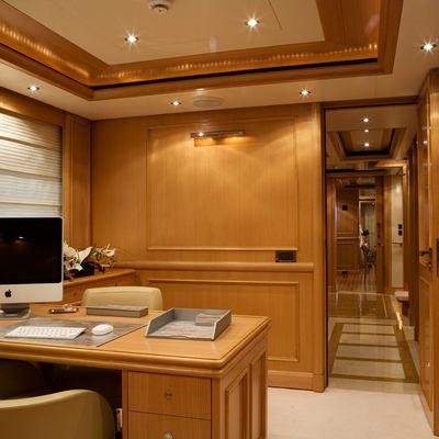 Hana Yacht Master Study