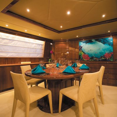 POWDERMONKEY OF LONDON Yacht