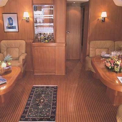 Capercaillie Yacht