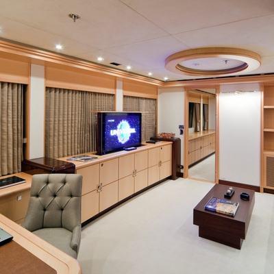 Golden Horn Yacht Master Study