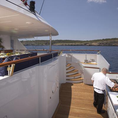 Teleost Yacht BBQ